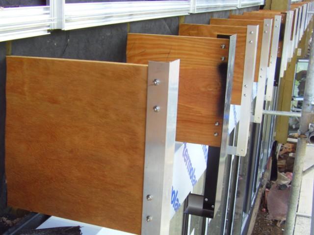 trespa fassadenplatten unterkonstruktion. Black Bedroom Furniture Sets. Home Design Ideas
